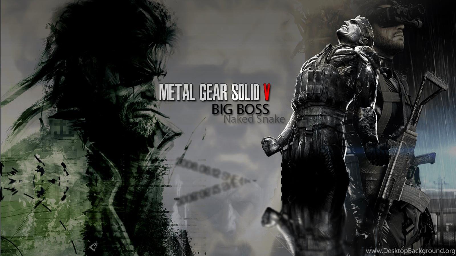 Metal Gear Solid 5 Wallpapers 1920x1080 Wallpaper Desktop Background