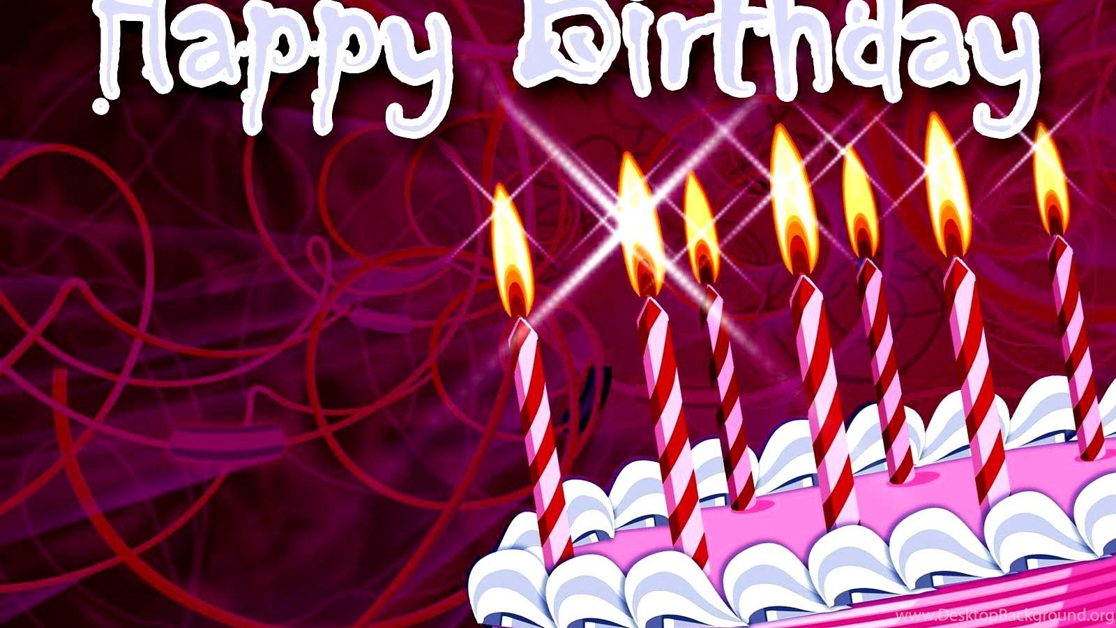 Download Free Happy Birthday Wallpapers With Wishes The Quotes Land