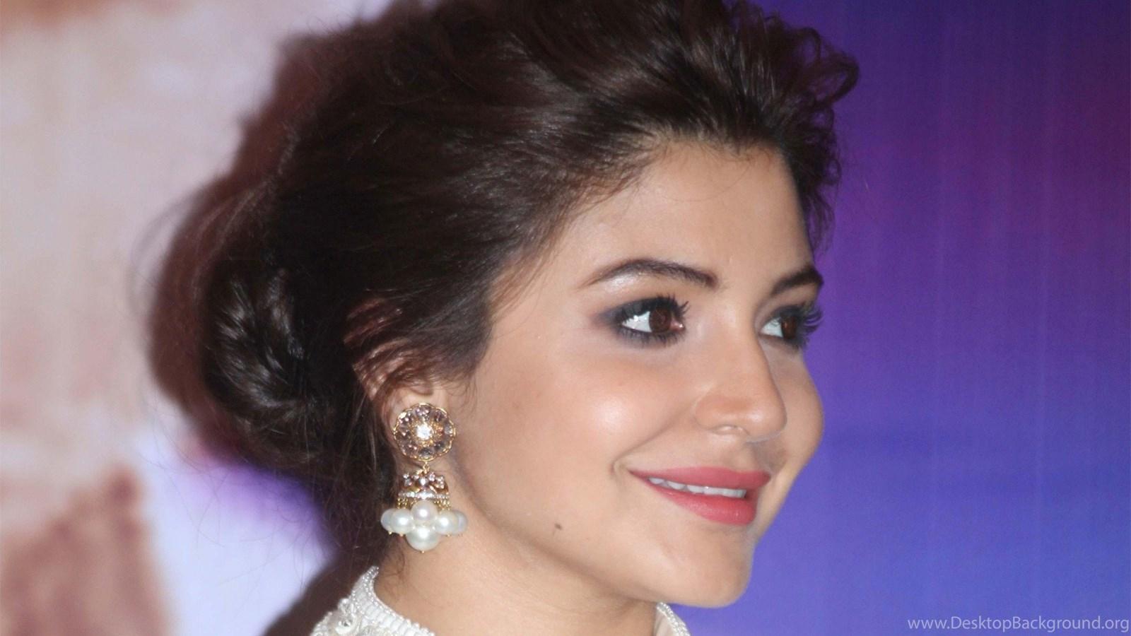Bollywood Actress Anushka Sharma In New Hair Style Hd Photos Desktop