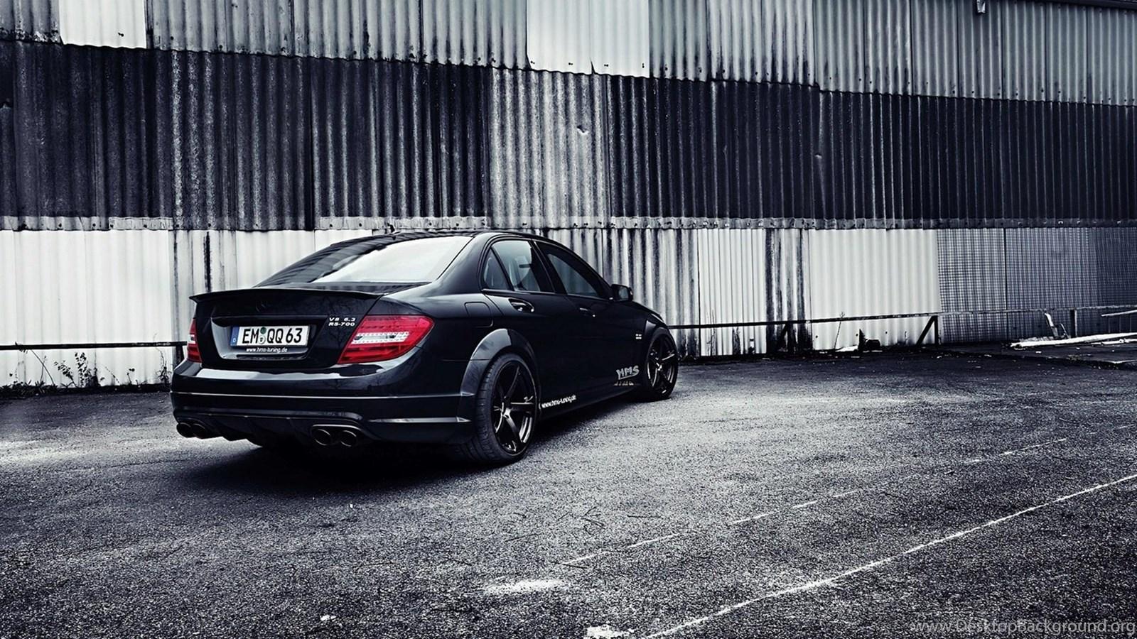 Mercedes Benz C63 Mercedes Benz Black Series Amg Wallpapers Desktop