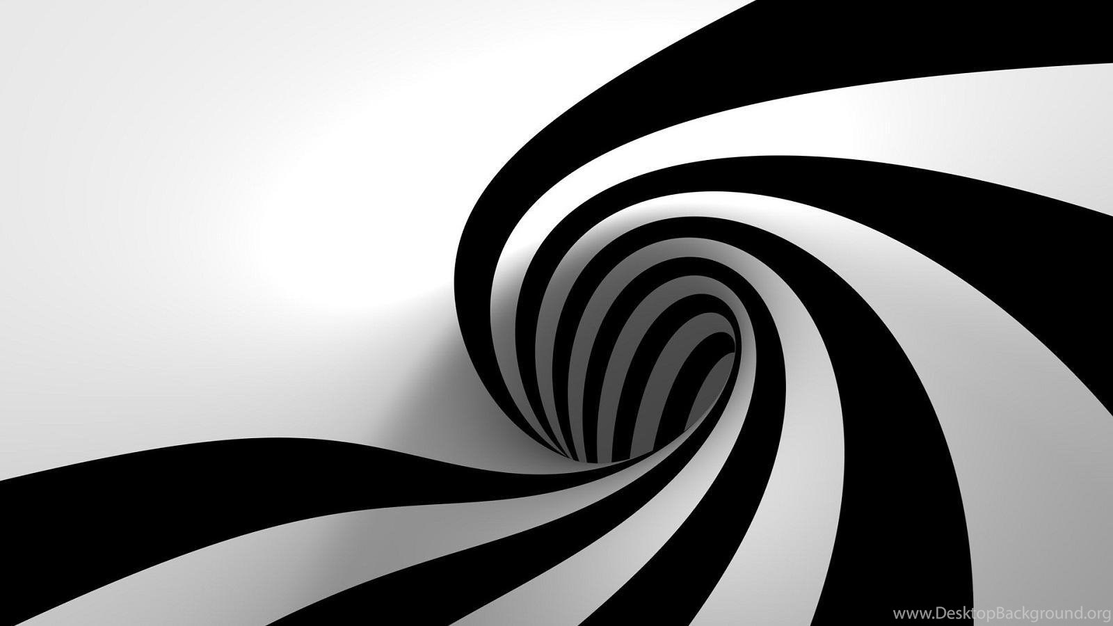 Funny Scary Optical Illusions Eye Tricks 3d Desktop Background