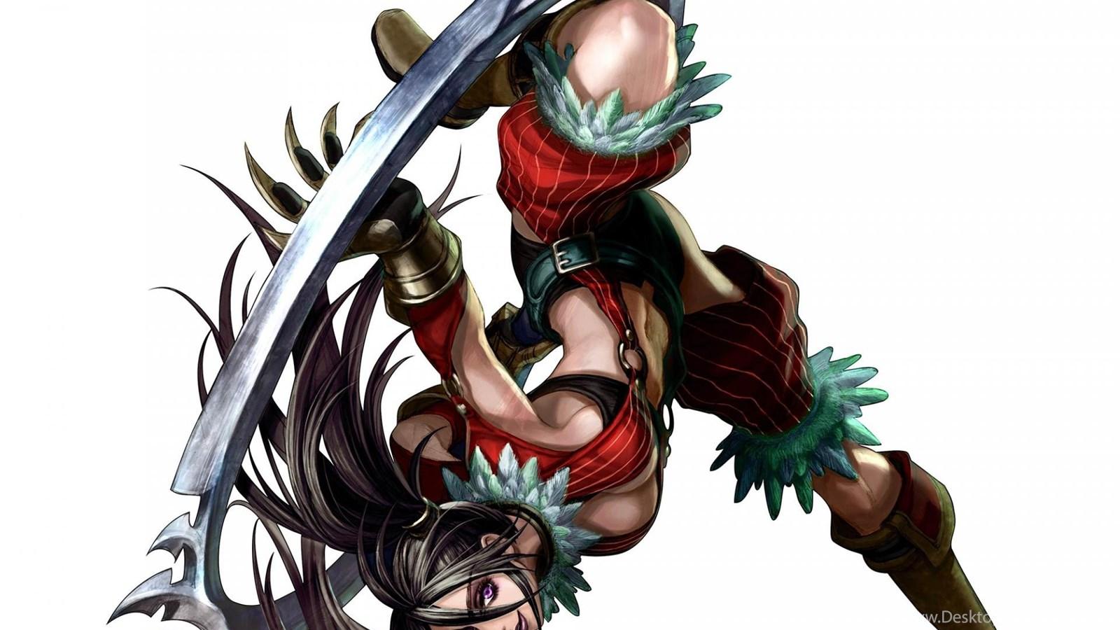Soulcalibur Hentai
