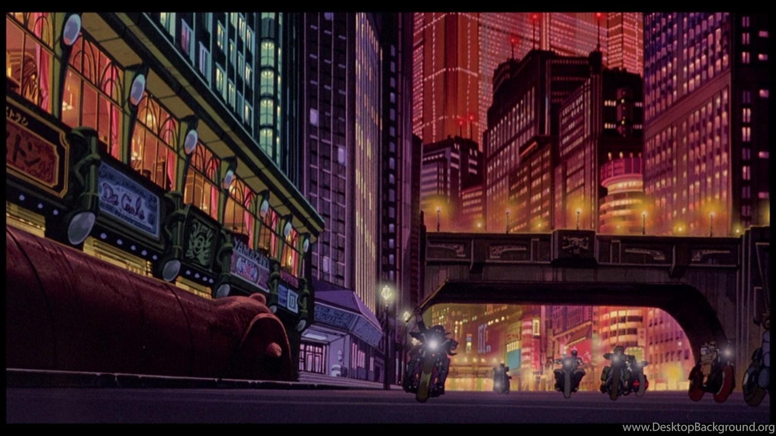 Akira Hd Wallpapers Desktop Background