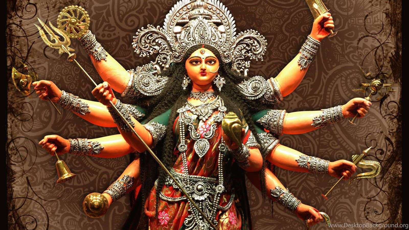 Durga Puja Durga Mata Picture Images Photos And Hd Wallpapers Desktop Background