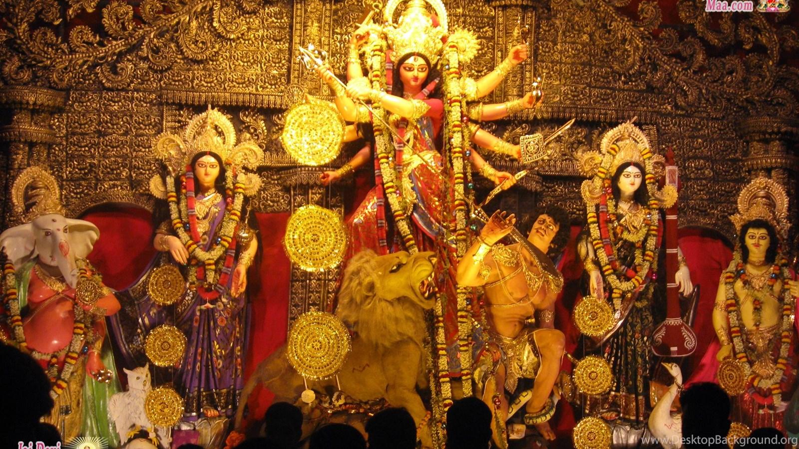 Download Maa Durga Hd Best Walllpapers Desktop Background