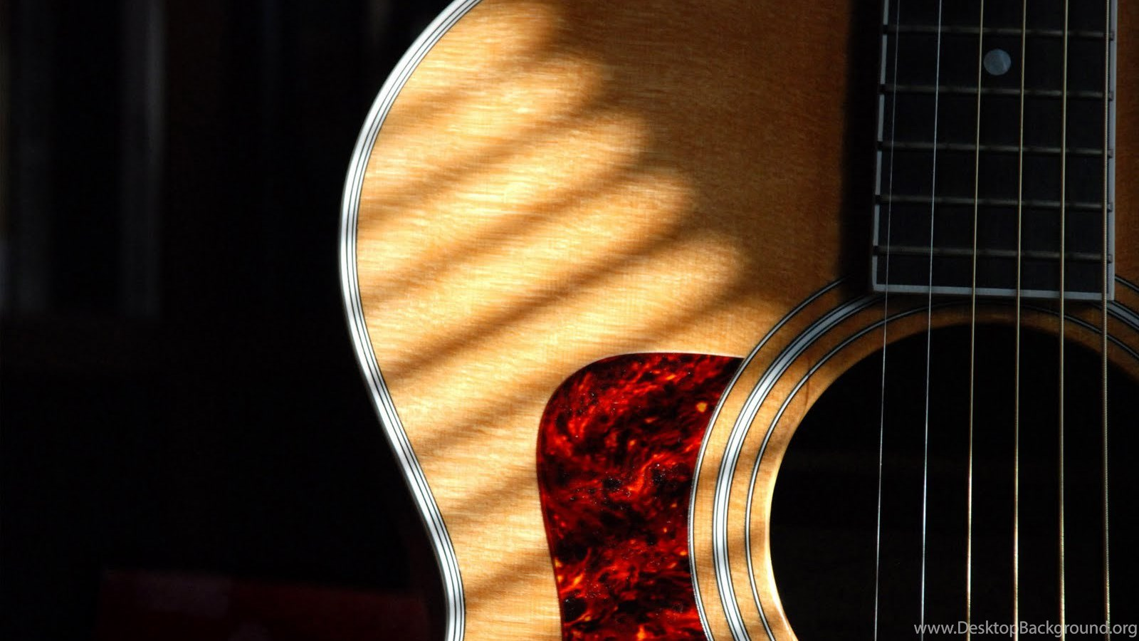 Acoustic Guitar Wallpapers Hd Desktop Background
