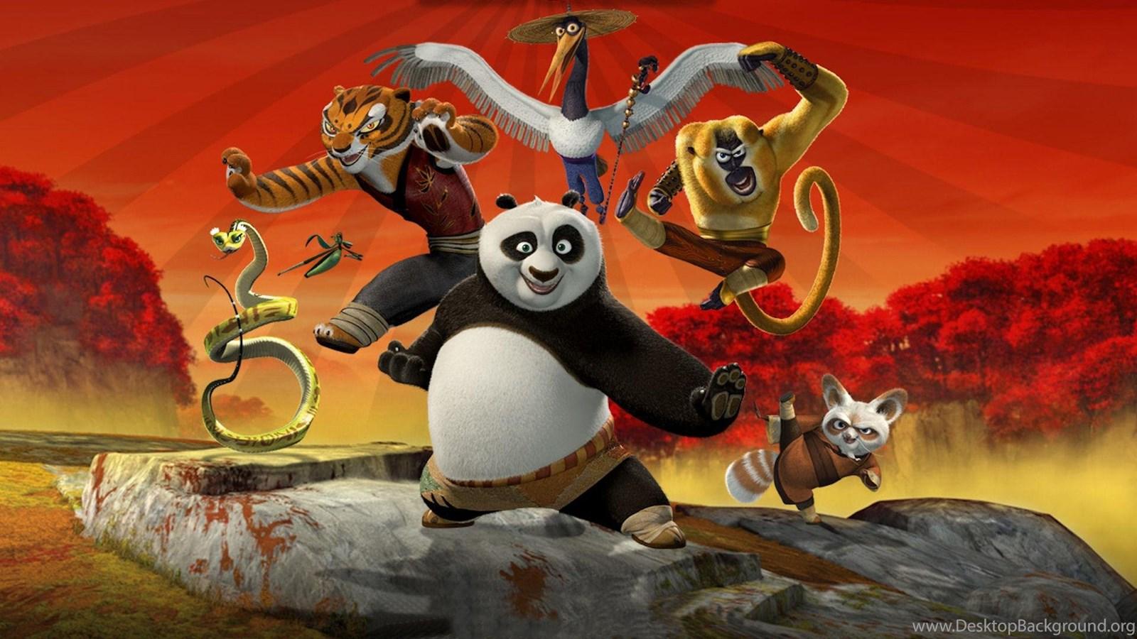 kung fu panda tigress wallpaper. desktop background