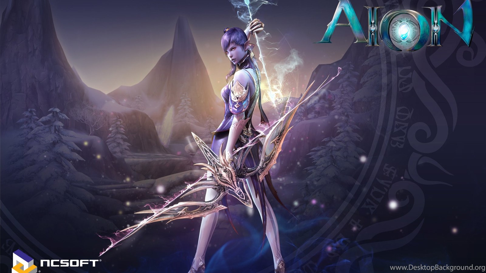 Aion HD Wallpapers Desktop Background
