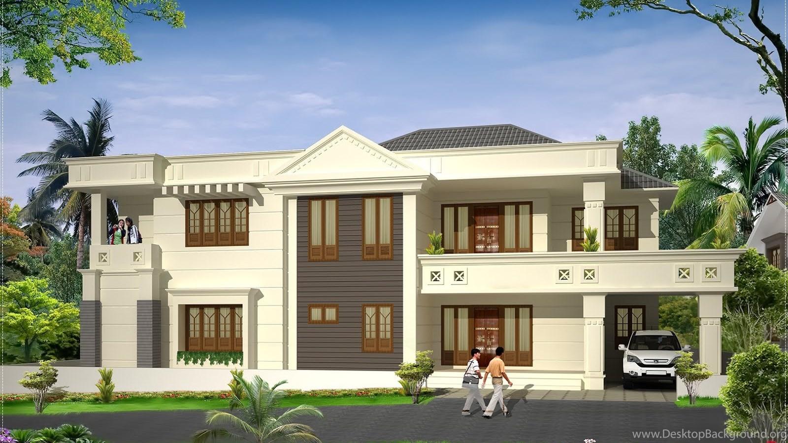 Modern Luxury Home Designs 010315 10395 Wallpapers Free Hd Modern ... Desktop  Background