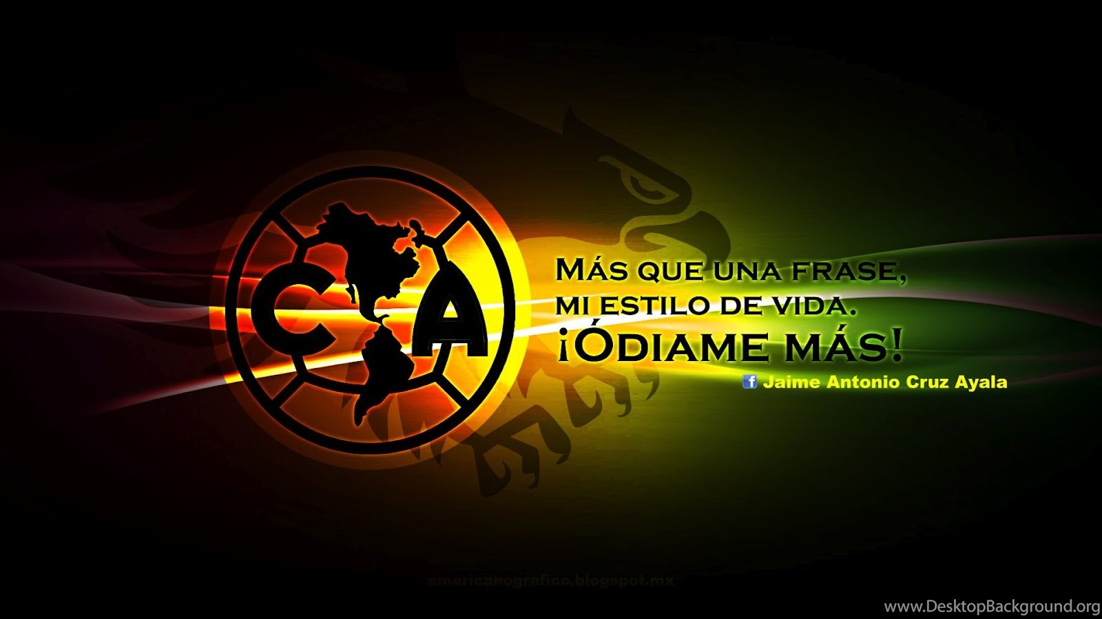 Club America Wallpapers Hd Desktop Background