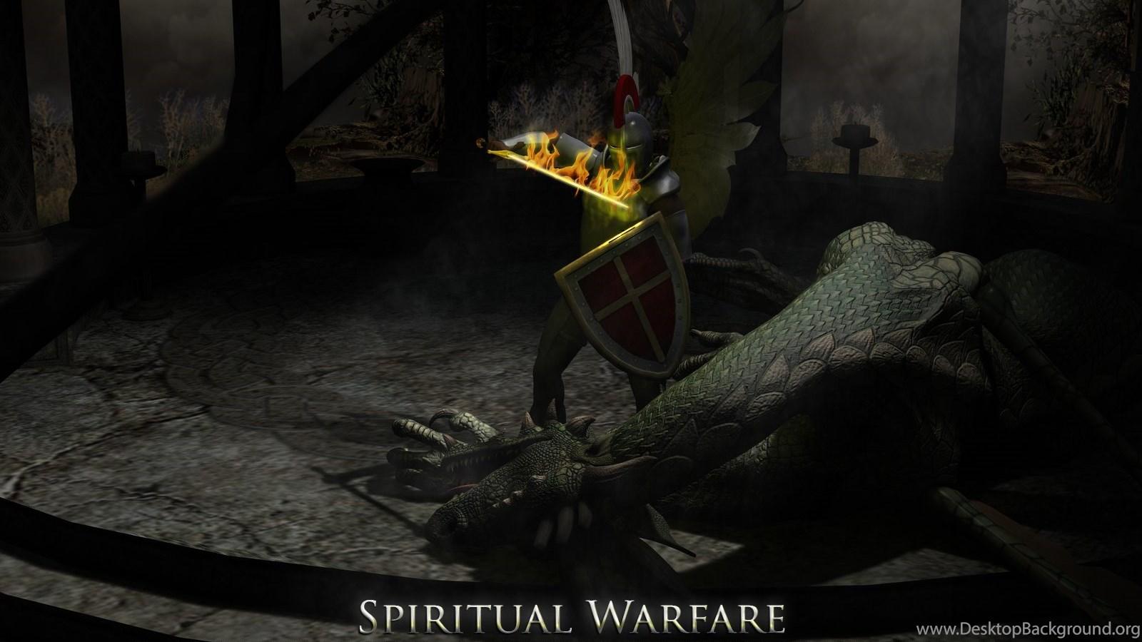 Wallpapers The Shield Spiritual Warfare Realistic Imaginations