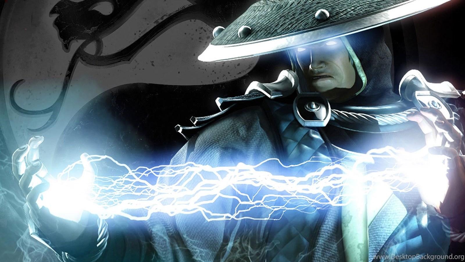 Mortal Kombat Deception Raiden Wallpapers Desktop Background