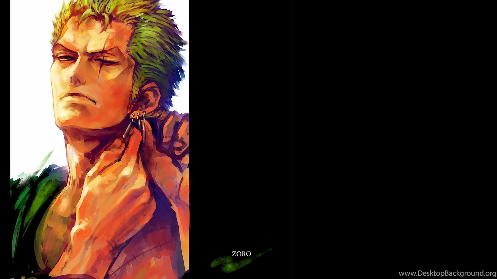 Zoro One Piece After 2 Years Wallpapers Hd Desktop Background