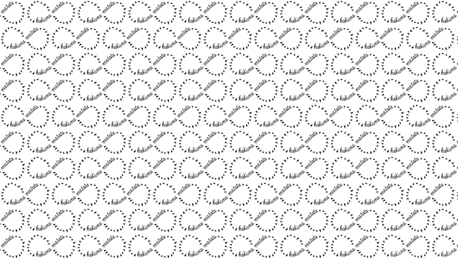 Hakuna Matata Desktop Wallpapers Desktop Background