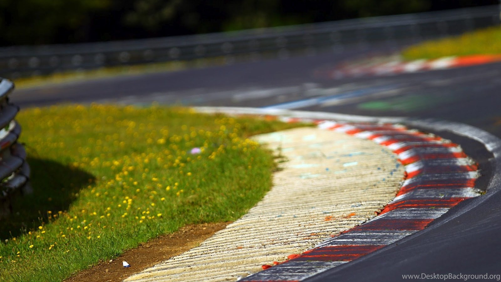 Nurburgring Nordschleife The Carrusel Curve Wallpapers