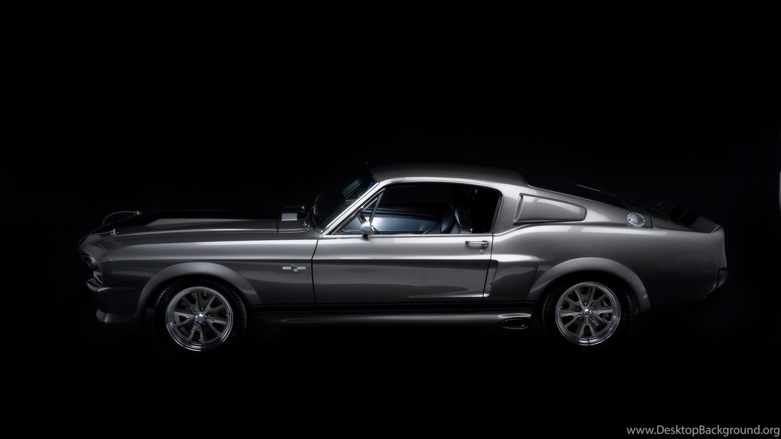 Ford Mustang 1967 Shelby GT500 Image Desktop Background