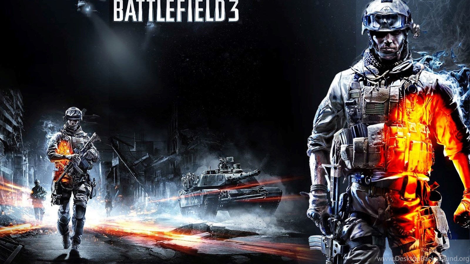 Download Battlefield 3 PSP ( iso) Gaming Rom Free For Android