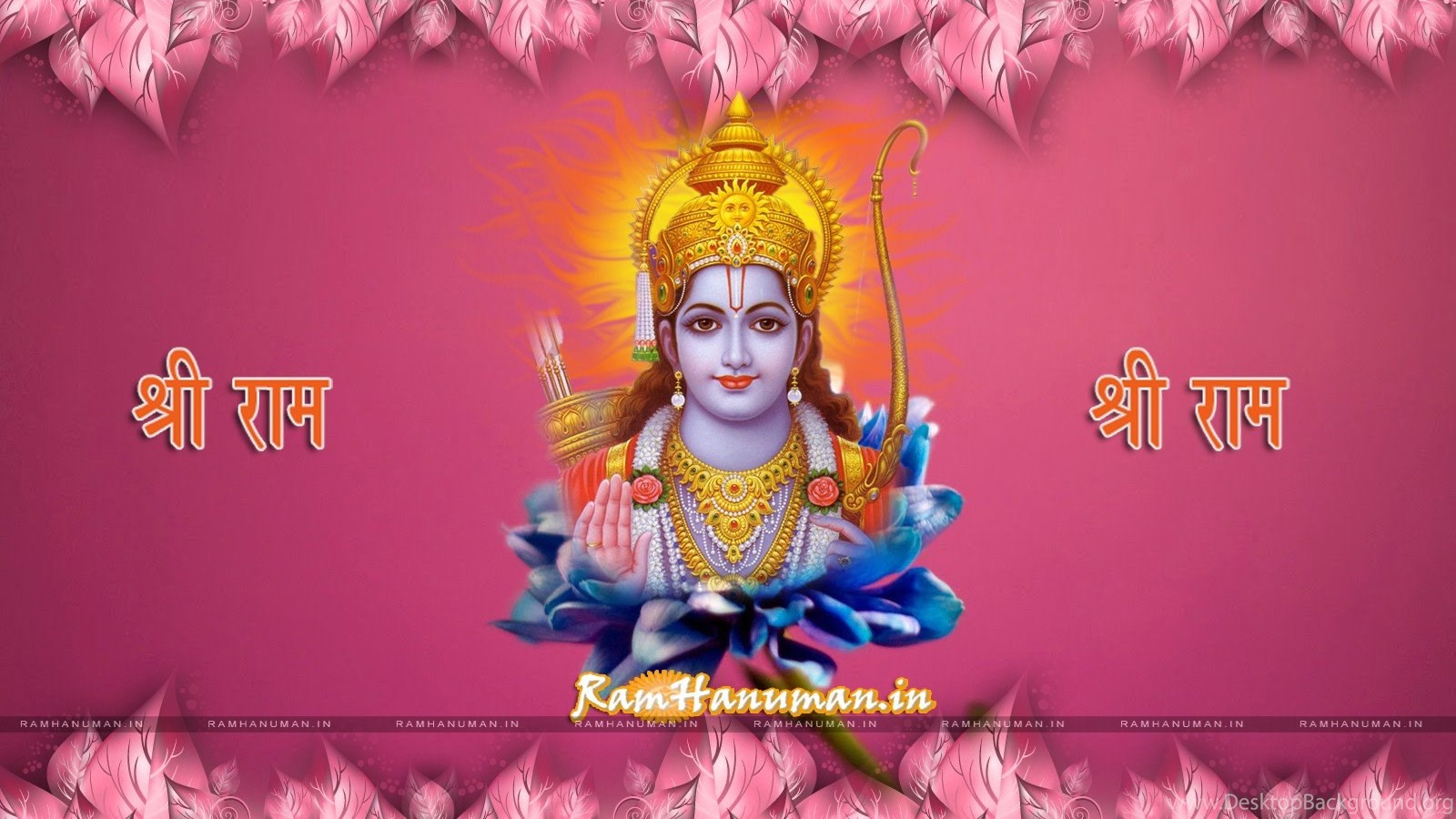 Best Hd Wallpapers Lord Shri Ram Full Wallpaper Hd 1418443366jpg