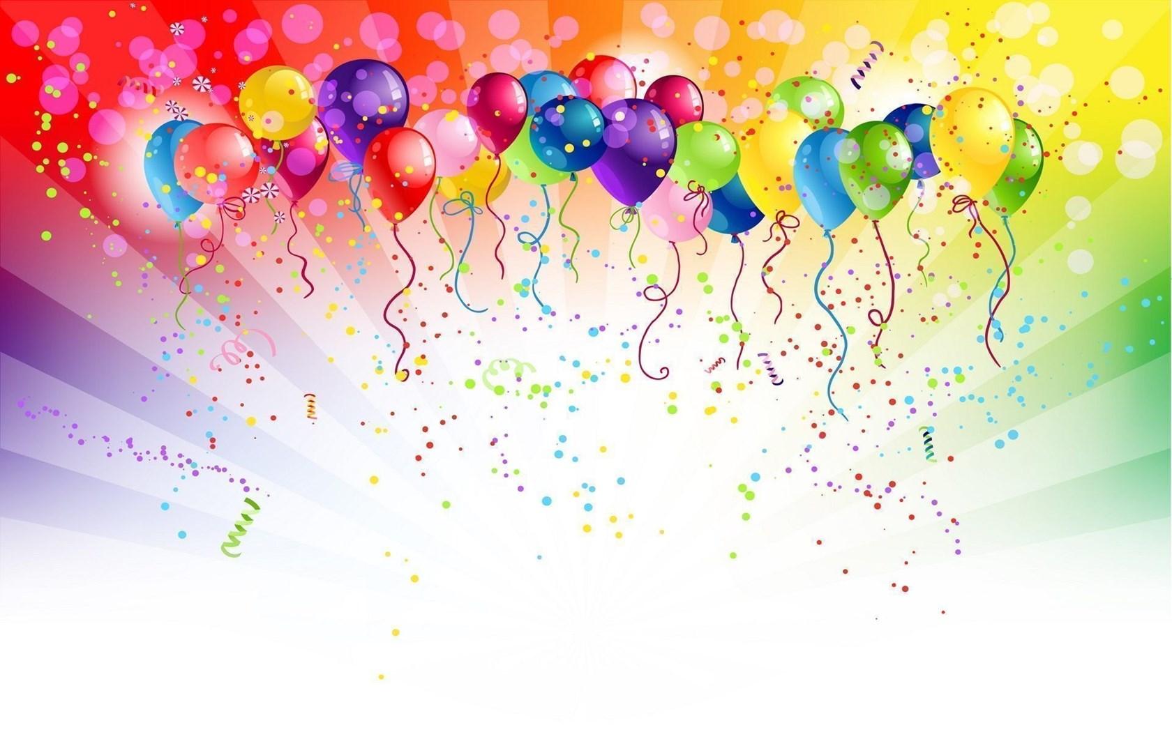 Футажи с поздравлениями с днем рождения