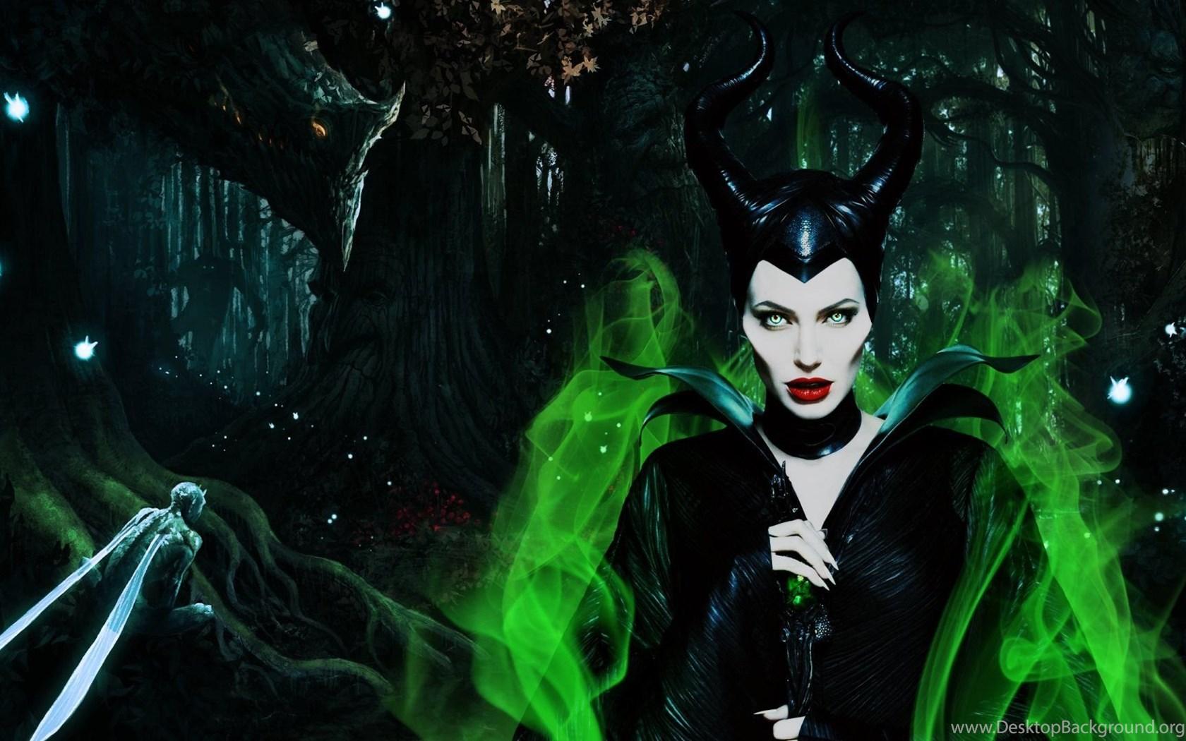 Maleficent Fan Art Wallpapers Hd Wallpapers Desktop