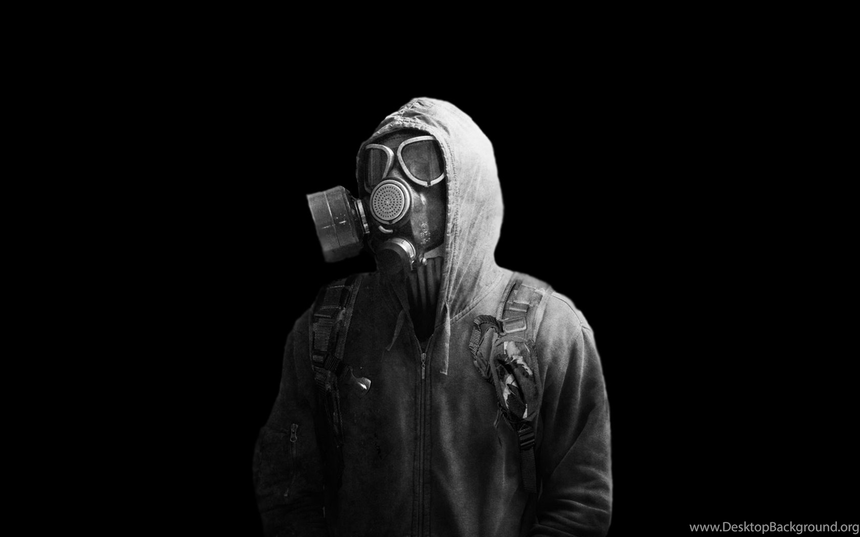 Gas Mask Wallpapers 4980 1680 X 1050 Wallpaperlayer Com Desktop