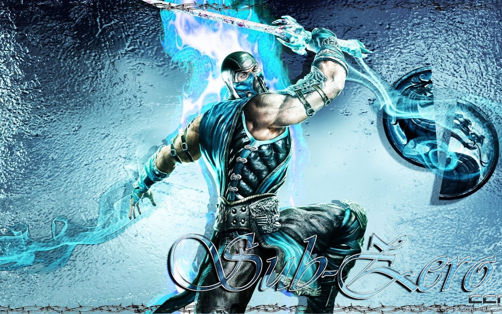 Mortal Kombat Scorpion And Sub Zero Wallpapers By Rainbowplays1 On