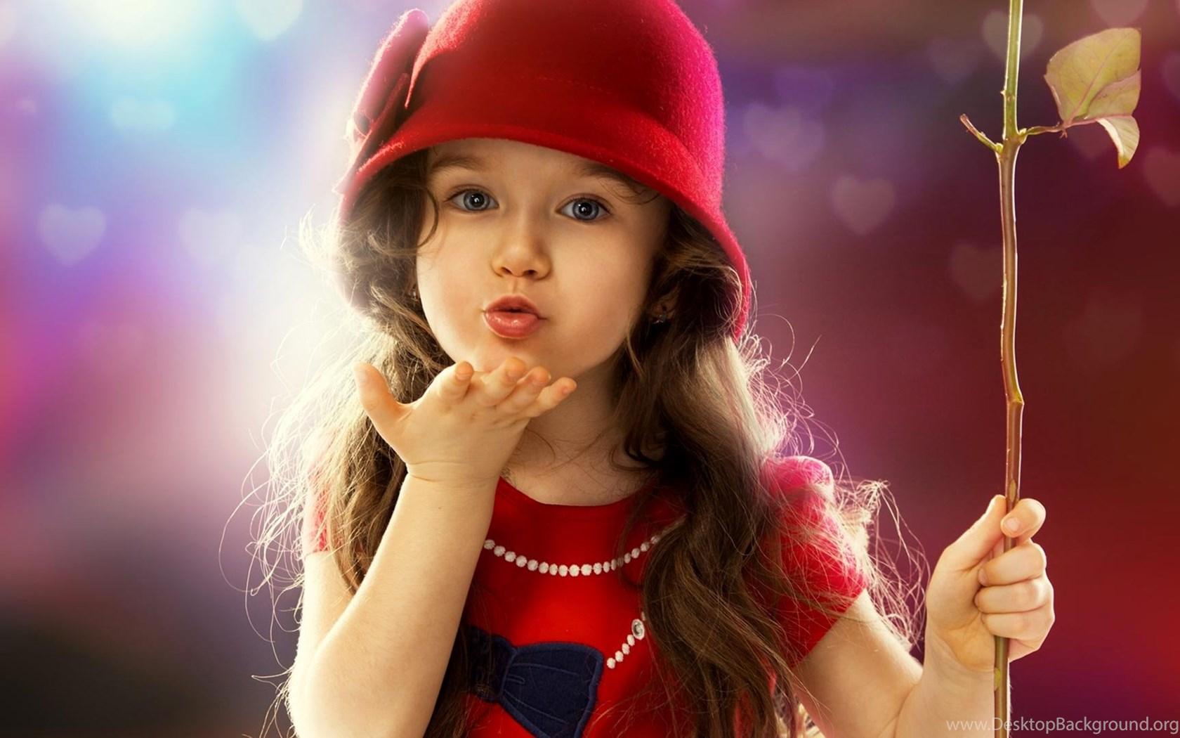 sweet baby girl wallpapers hd for desktop hdwallpicx desktop