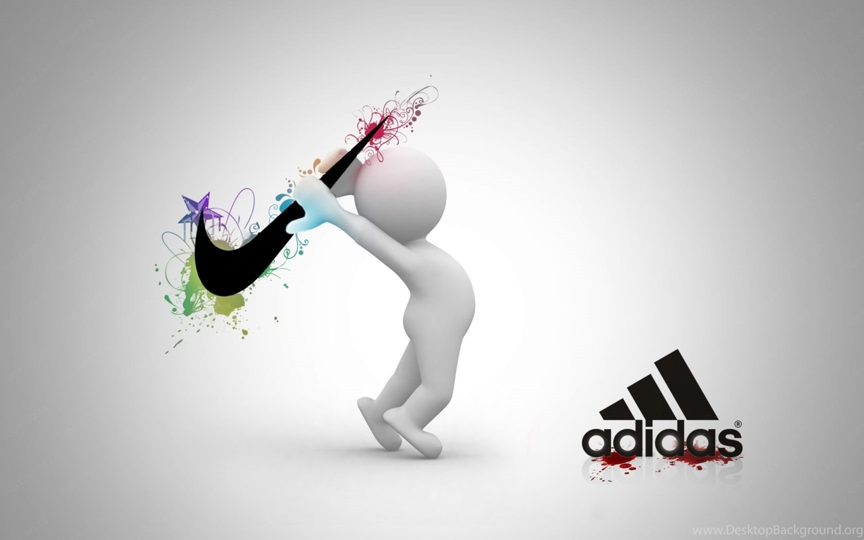 nike just do it wallpapers desktop background