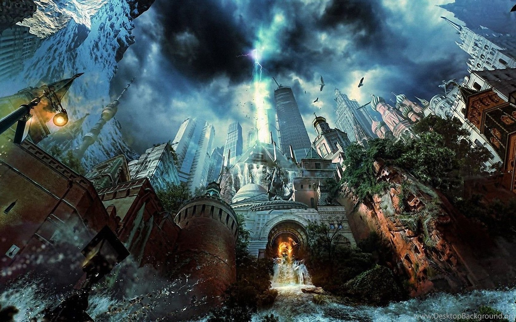 Image Detail For Fantasy Ipad Wallpaper: Fantasy Desktop Backgrounds 15441 HD Wallpapers Site