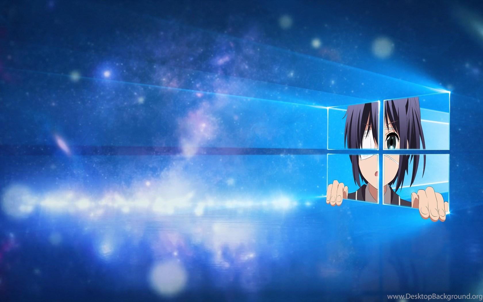 4K Windows 10 Anime Manga Wallpapers Desktop Background