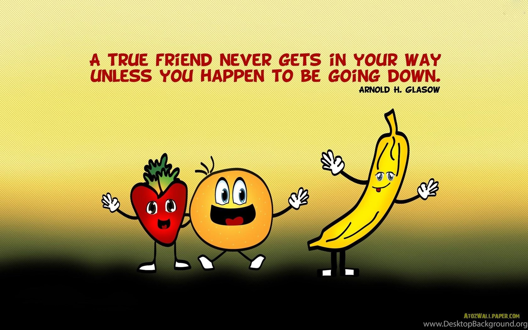 Friendship Quotes Hd Wallpapers Desktop Background