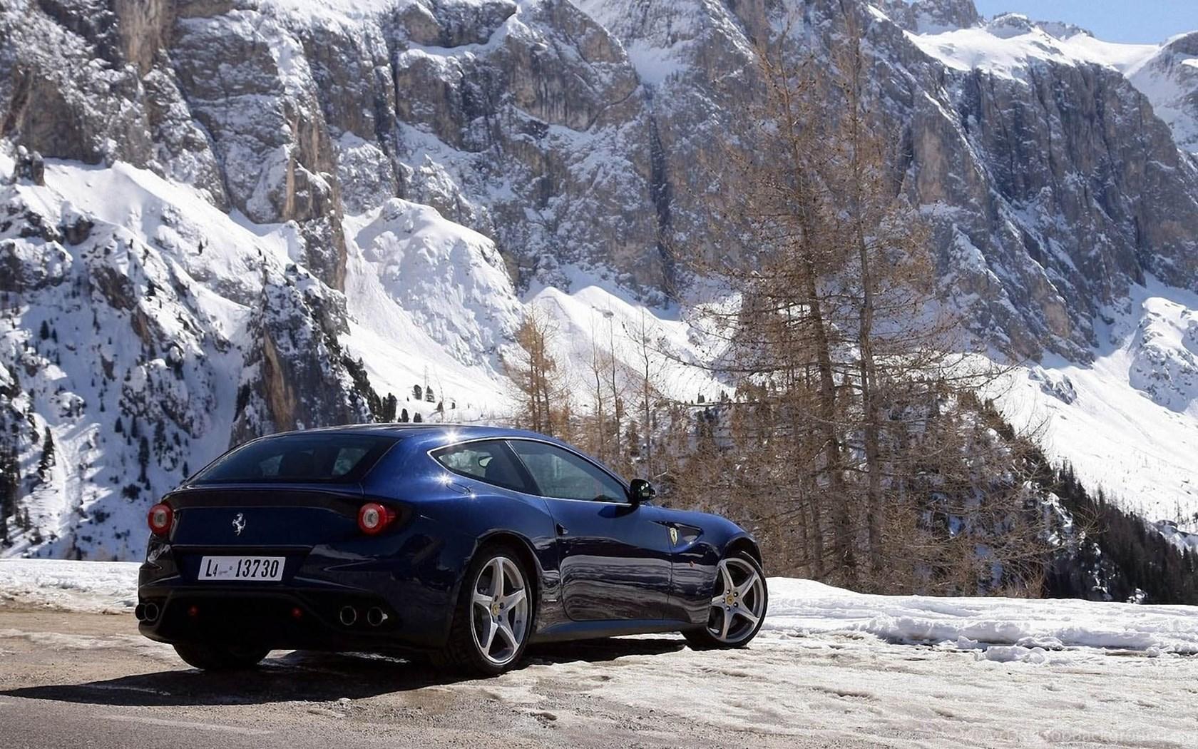 32 Ferrari Ff Wallpapers Hd Download Desktop Background