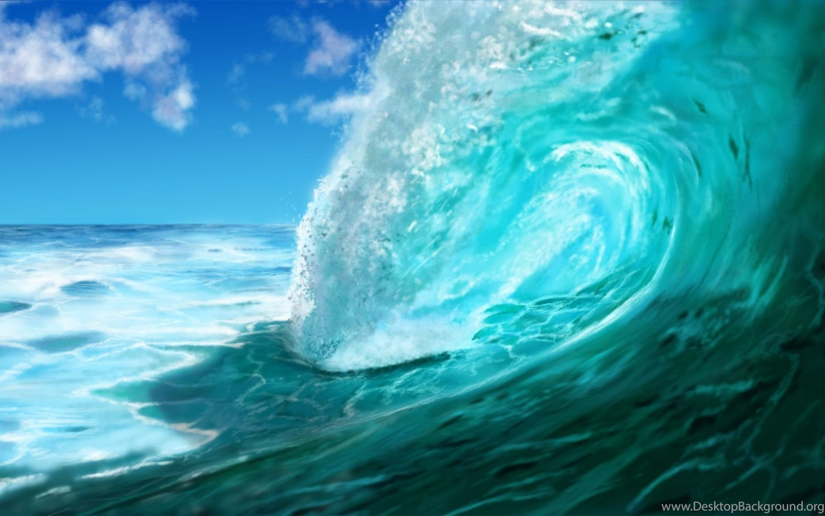 Ocean Waves Wallpapers Tumblr Desktop Background