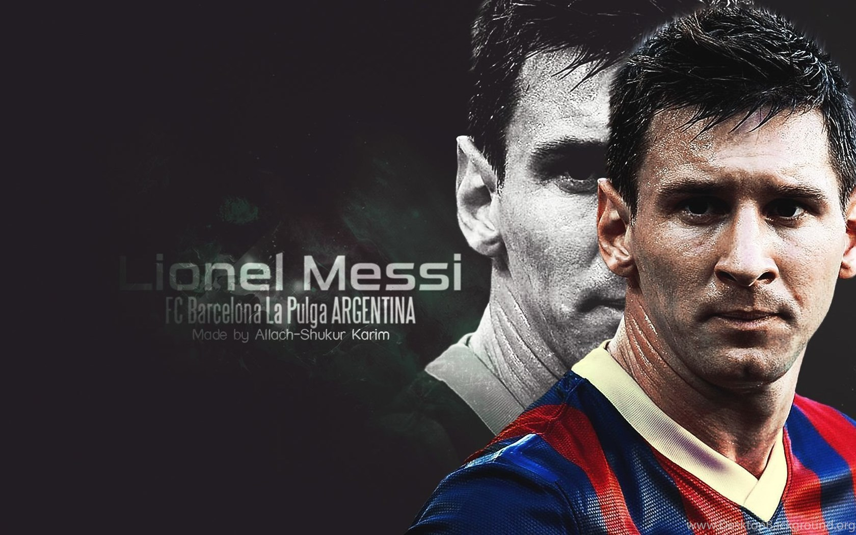 Lionel Messi Wallpapers 2015 HD Desktop Background