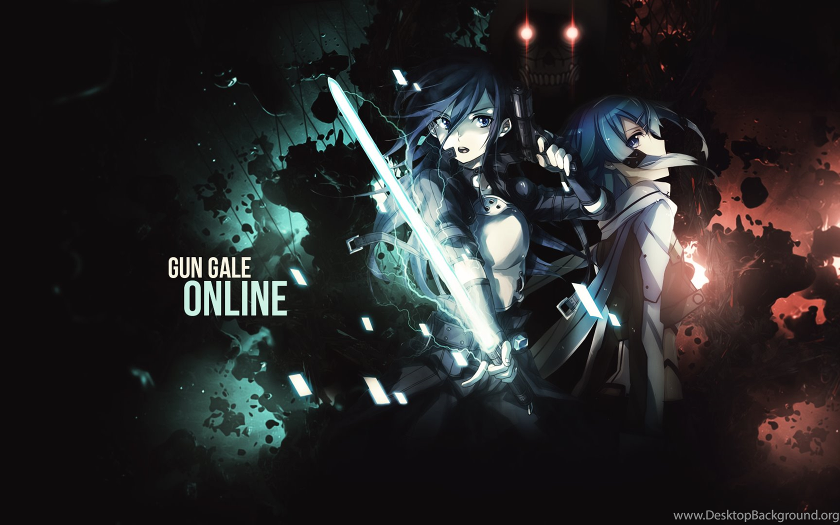 Sword Art Online Wallpapers By Strengxd On Deviantart Desktop