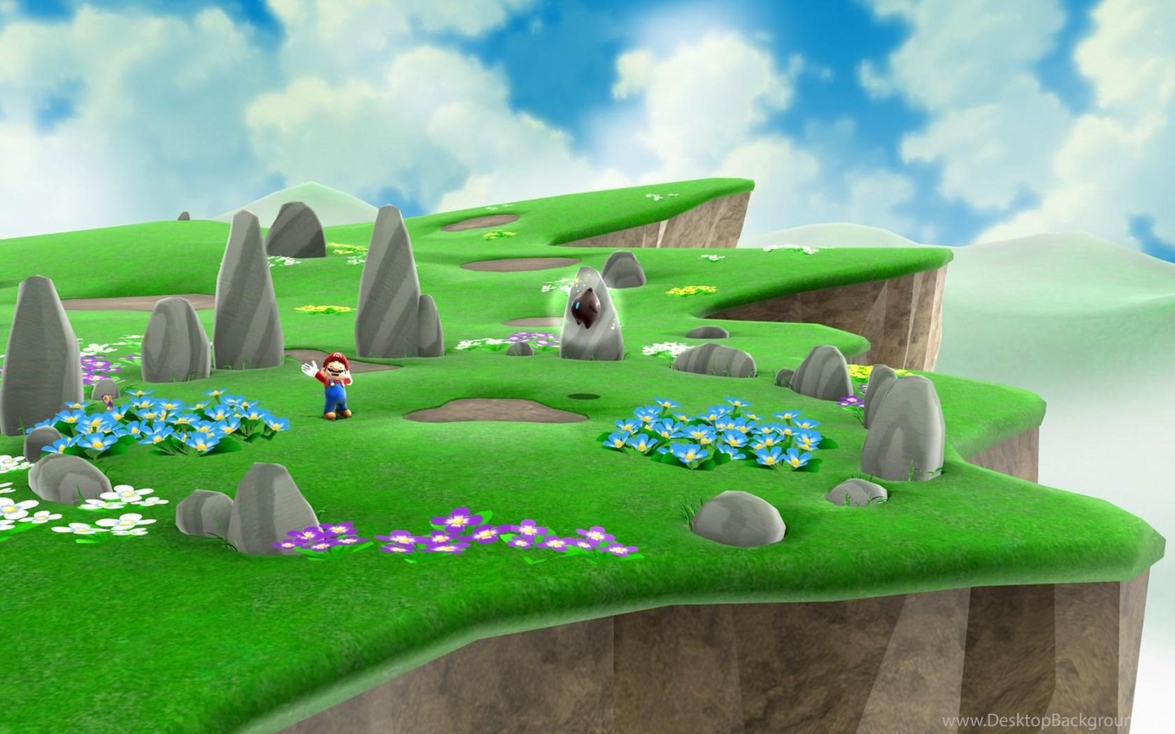 Nitando Super Mario 3D World Wallpaper HD.jpg Desktop Background