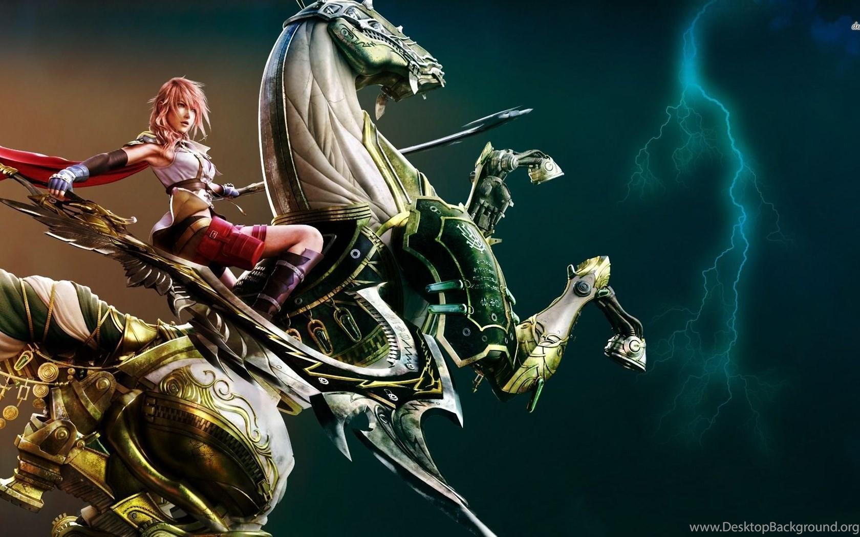 Hd Final Fantasy Xiii Wallpapers Desktop Background