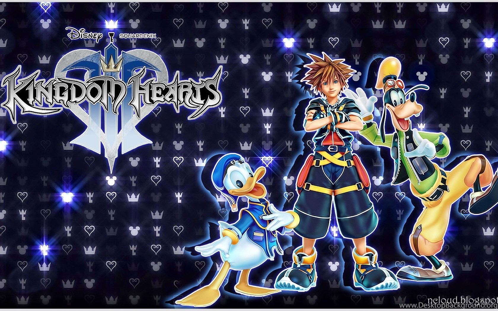 Games Movies Music Anime: My Kingdom Hearts 3 Wallpapers 2 Desktop ...