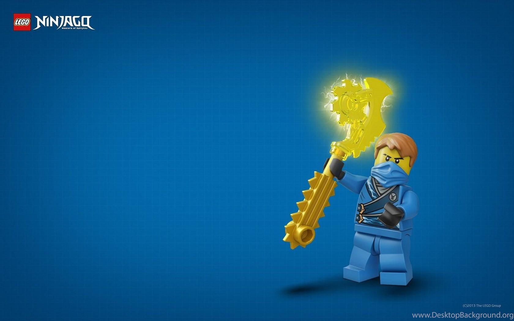 Lego Ninjago Jay Wallpaper Enam