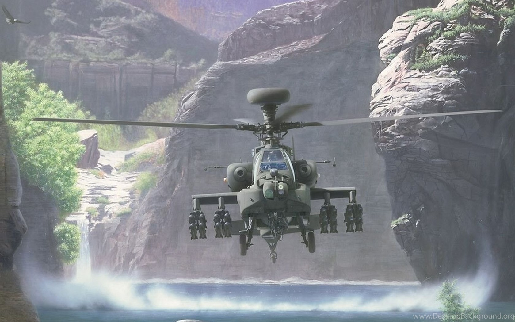 36 Boeing Ah 64 Apache Hd Wallpapers Desktop Background
