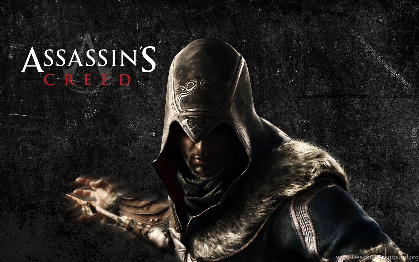 Free Wallpapers Assassins Creed Ezio Wallpapers Desktop Background