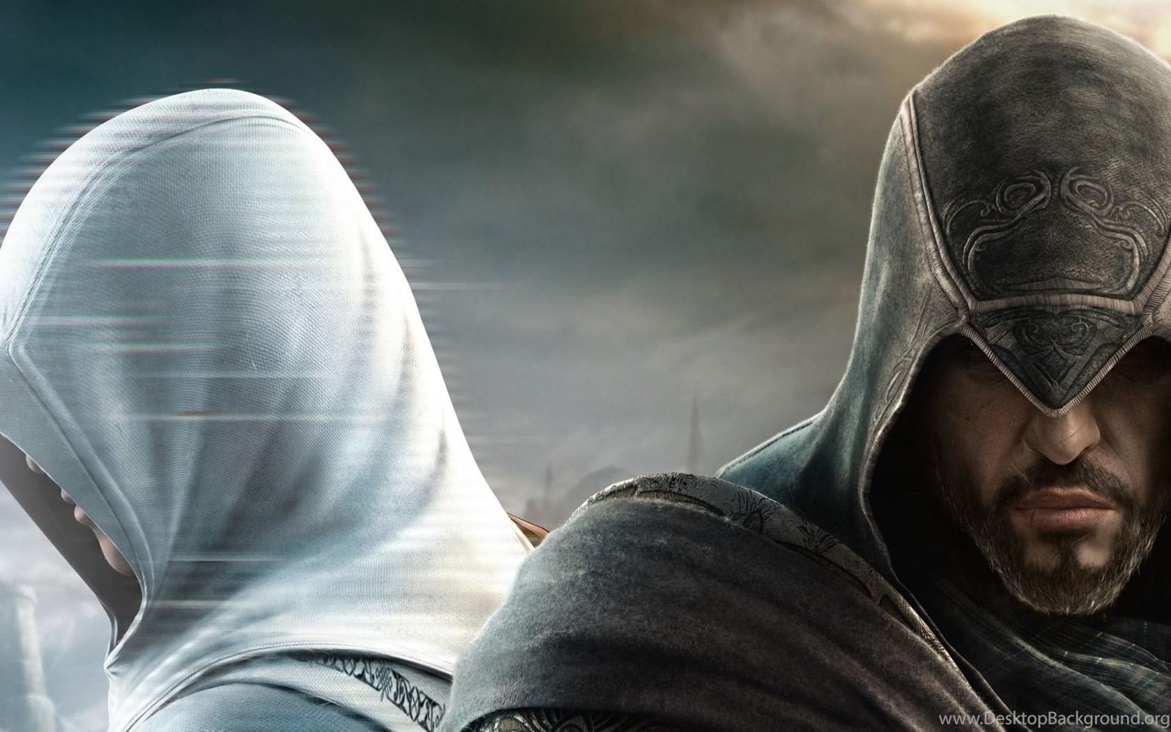 Assassins Creed Dual Screen Wallpapers Desktop Background