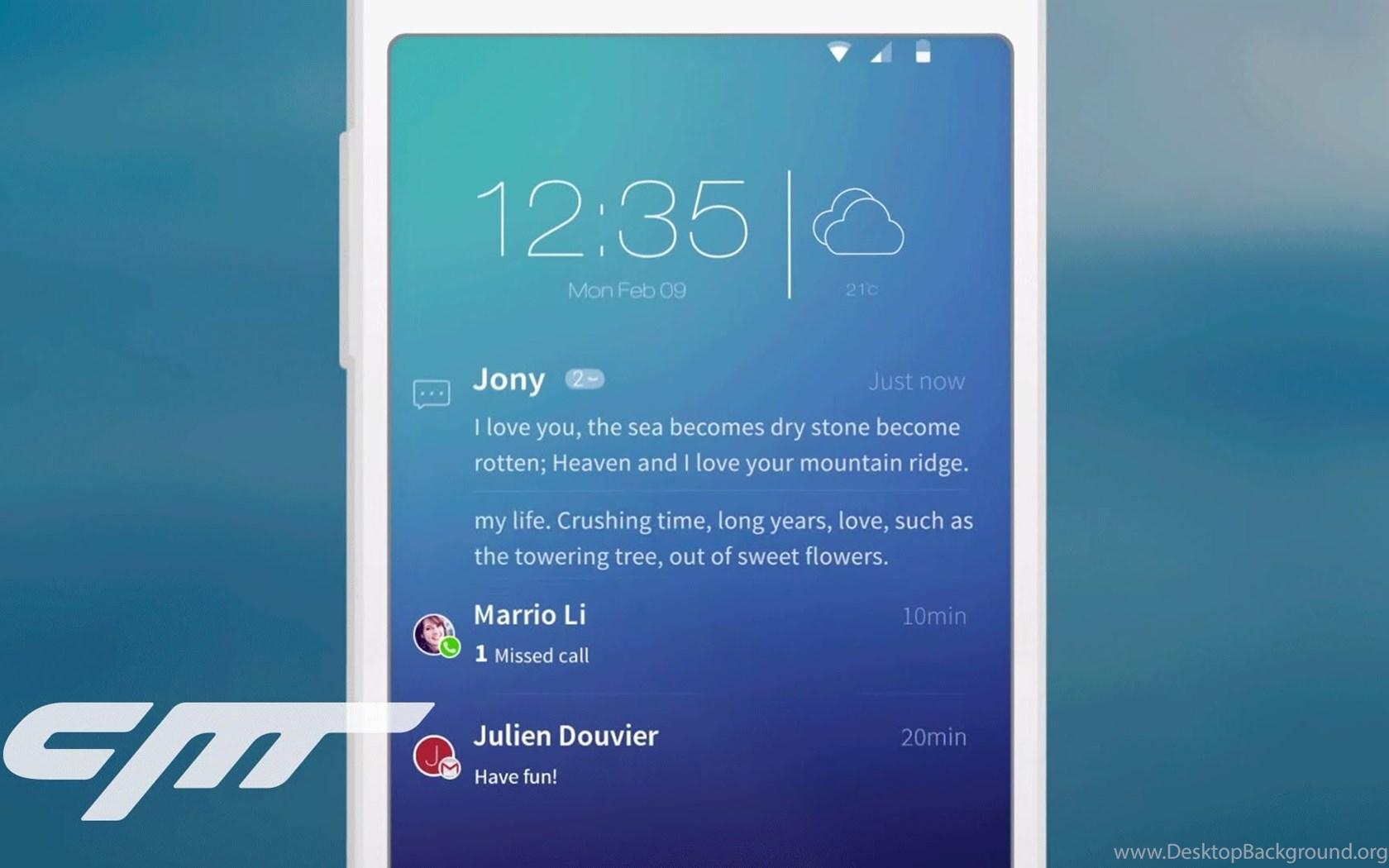 CM Locker The Perfect Lock Screen App For Anyone YouTube