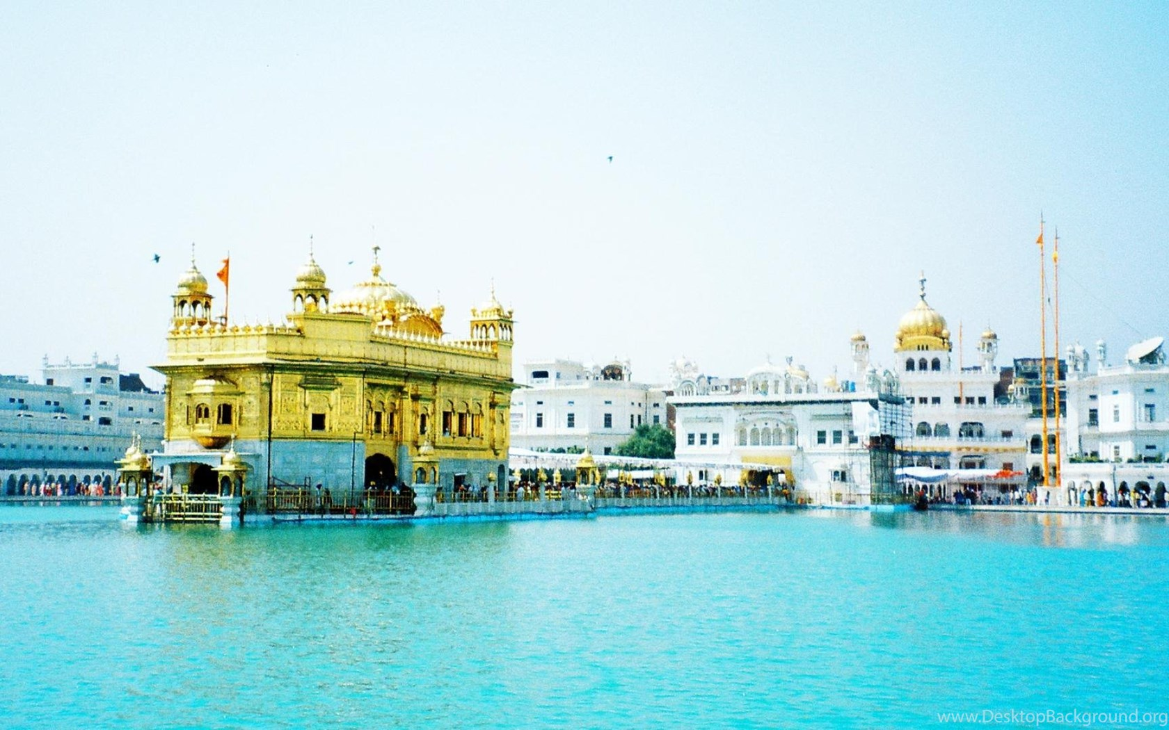 wallpapers golden temple at amritsar punjab india world city
