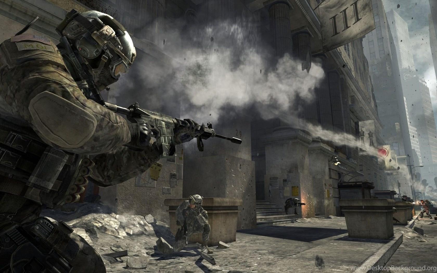 Call Of Duty Modern Warfare 3 Wallpapers Desktop Background