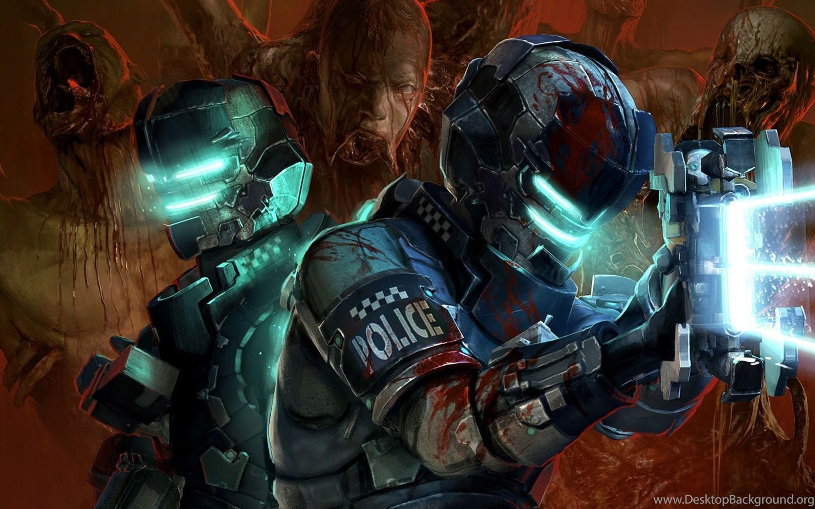 Dead Space 2 Wallpapers Hd Hd Wallpapers And Pictures Desktop
