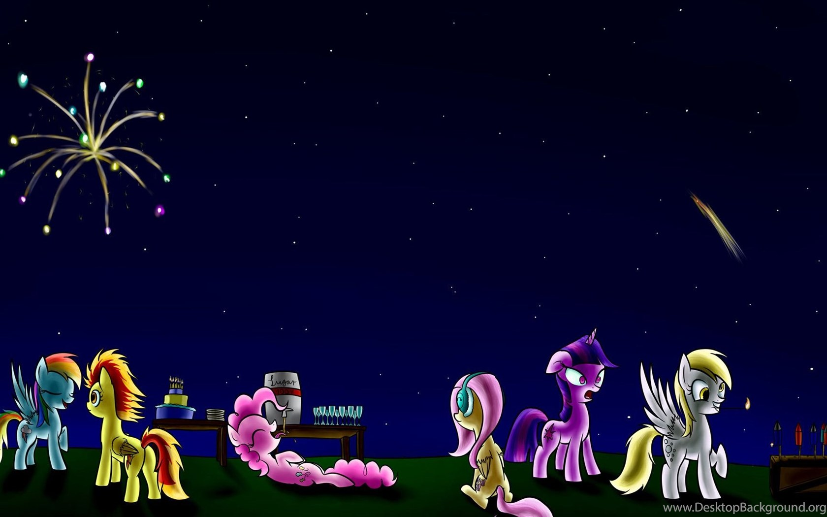 Pony Wallpapers My Little Pony Friendship Is Magic Wallpapers