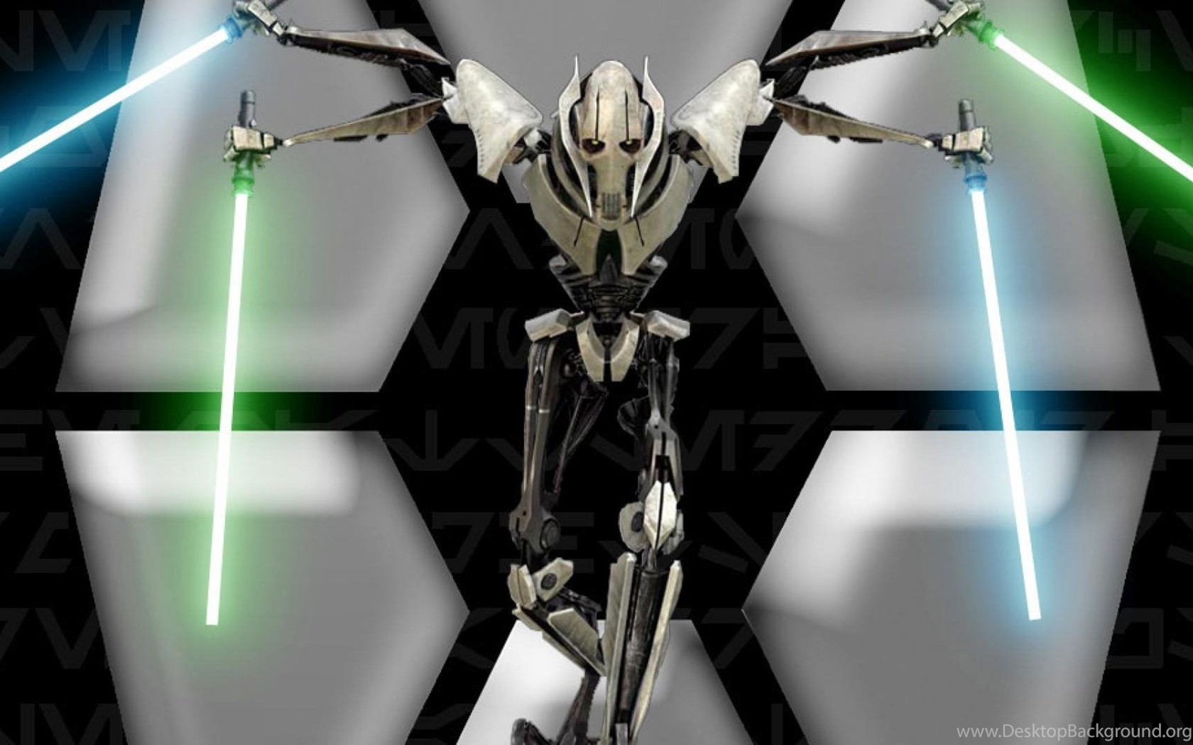 General Grievous Star Wars Wallpapers Desktop Background