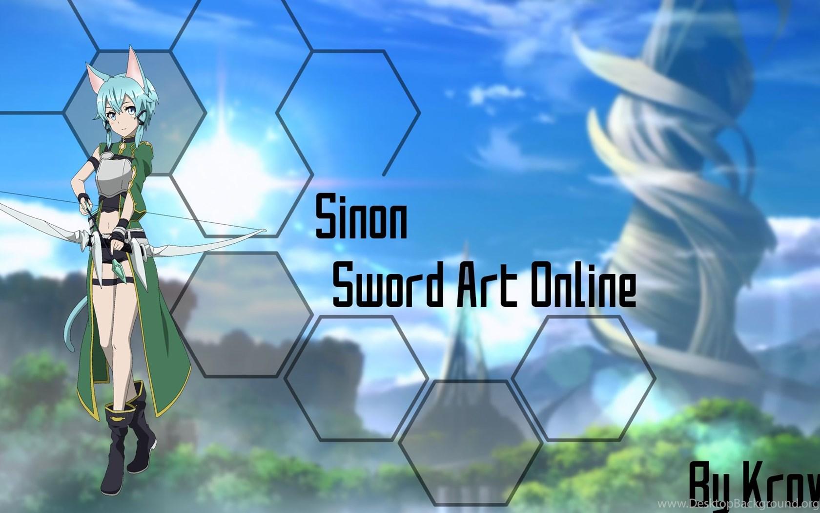 Sword Art Online 2 Wallpapers Tag Hd Wallpapers Site Desktop