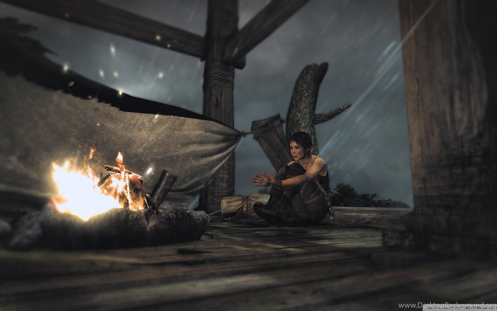 Download Tomb Raider 2013 Game Wallpapers 1920x1080 Desktop Background